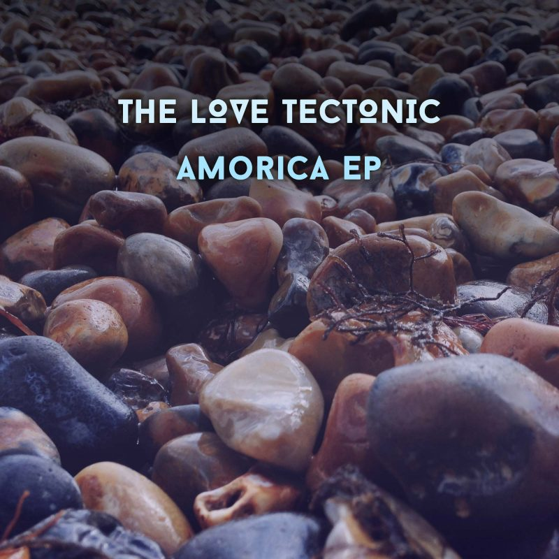 Amorica EP 2000 x 2000 Official Cover Art - The Love Tectonic