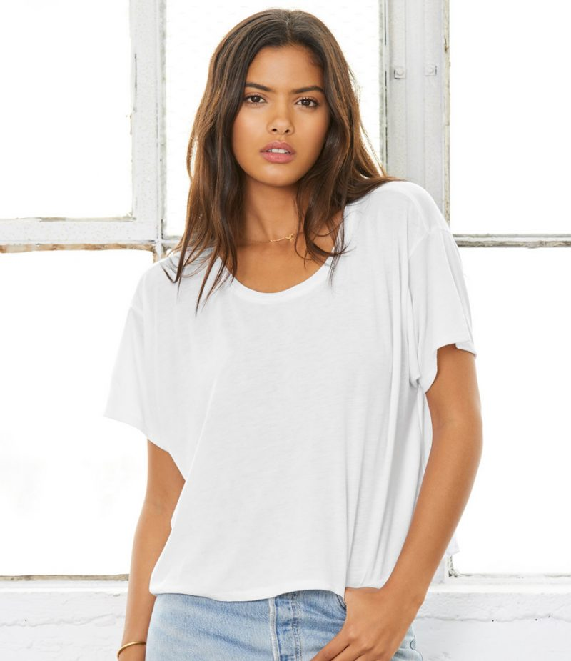 Flowy Boxy T-shirt - The Love Tectonic