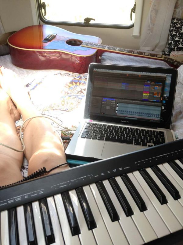 Making a Living in the New Music Industry, Part 1 - Electronic music duo The Love Tectonic are travelling the roads of Europe while they make their dreams come true. But how do you make a living in the music industry? Part 1 in a series of 11 posts exploring this crazy world, plus get a free download of Heather's book! Click through to be inspired to follow your dreams and change your life too! - www.thelovetectonic.com