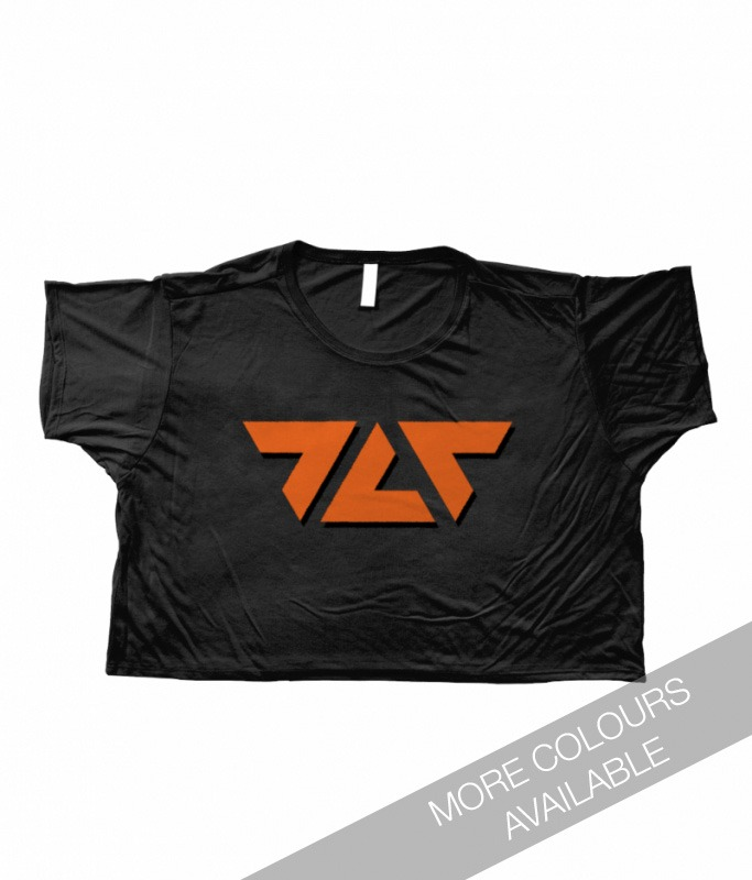 TLT Logo Flowy T-shirt - designed by The Love Tectonic