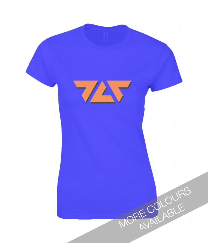 TLT Logo Ladies T-shirt - designed by The Love Tectonic
