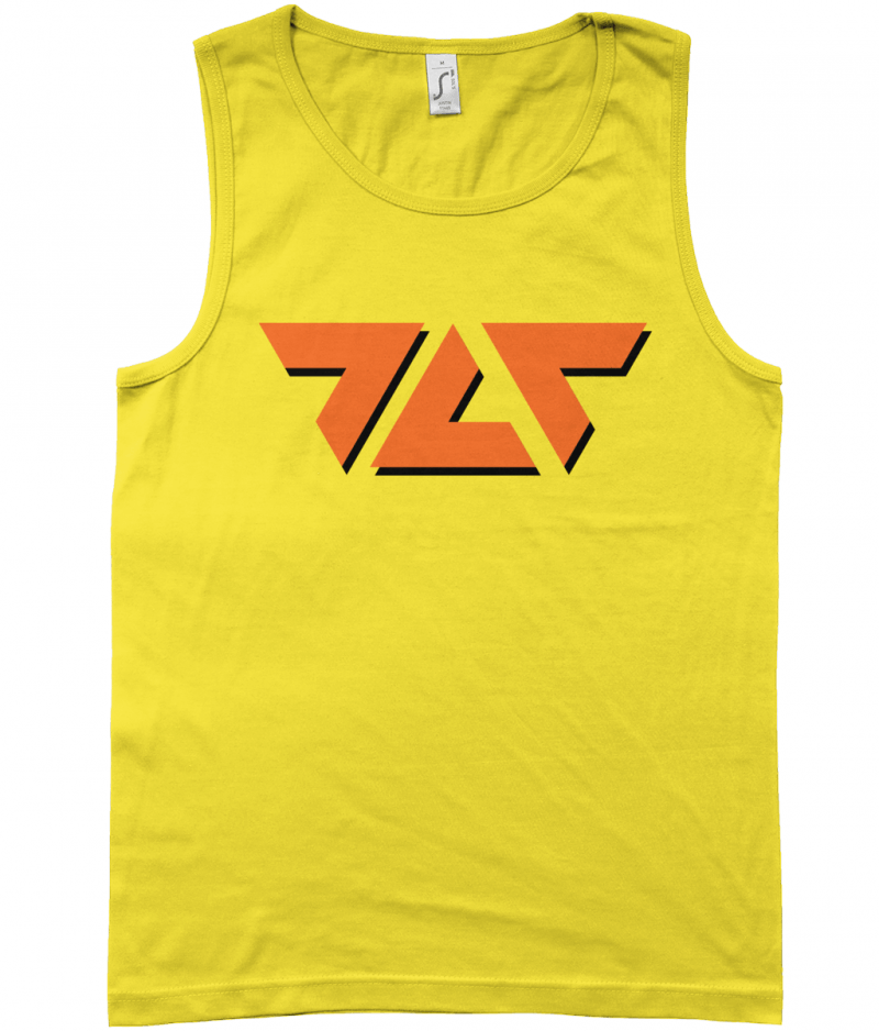 TLT Logo Mens Vest - designed by The Love Tectonic